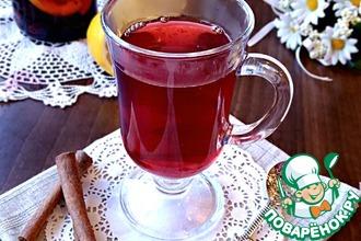 """Фруктовый чай с пряностями """"Волшебный"""""""