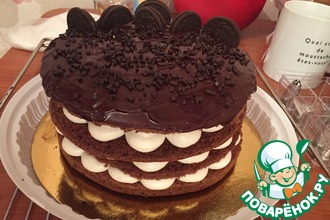 """Торт """"Вупи-пай"""""""