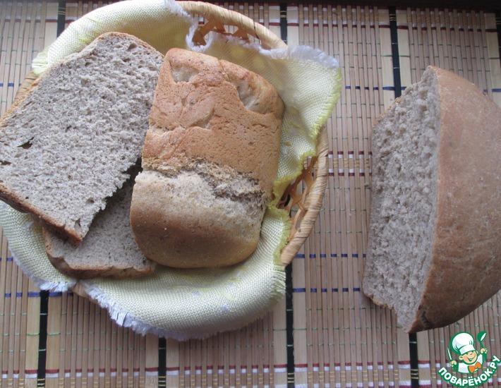 "Хлеб ""Темный"""