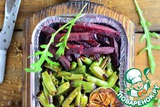 Запеченные овощи на гарнир или салат