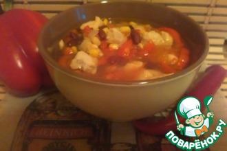 Суп по-мексикански