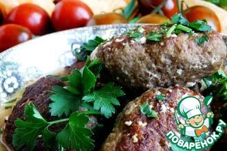 Колбаски мясные кашмирские