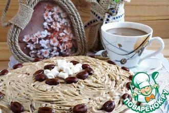 Торт «Кофе по-ирландски»