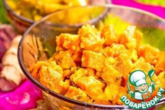 Индийские овощные пикули
