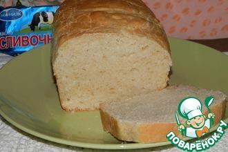 Сдобный белый хлеб «Бутербродный»