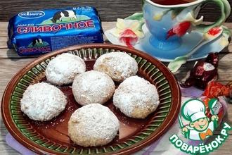 Печенье с маком в панировке