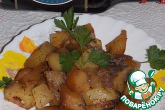 """Картофель """"Быстро и вкусно"""""""