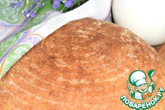 """Белый хлеб на простокваше """"Ночной"""""""