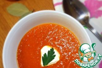 """Суп """"Три томата"""""""
