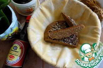 Домашний отрубной хлеб