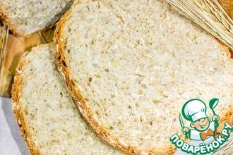 Овсяный хлеб с душистым перцем