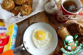 Полезные овсяные кексы на завтрак