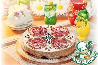 """Пирог по мотивам пирога """"Муна"""""""