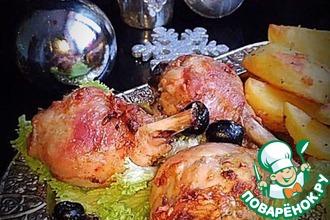 Голени куриные «Семейные»