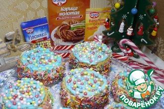 """Печенье """"Новогодний сюрприз"""""""