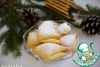 Печенье «Снежные сугробы»