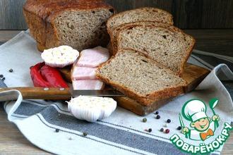 Хлеб ароматный с отрубями