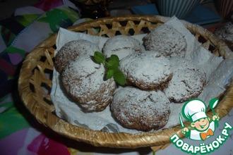 Овсяное печенье с сухофруктами