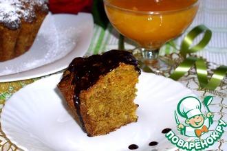 Кекс а-ля «Керрот кейк»