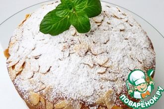 Маковый пирог-кекс