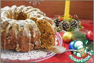 """Рождественский кекс """"Трио"""""""