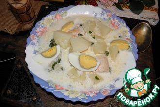 """Куриный суп """"Нежный"""""""