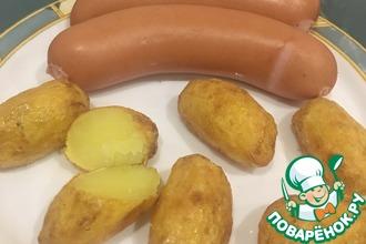 Гарнир «Картошка двойного приготовления»