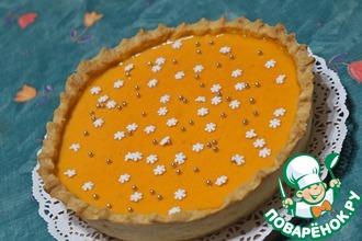 Эдвардианский тыквенный пирог