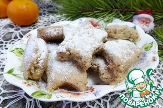 """Рождественское печенье """"Польворонес"""""""