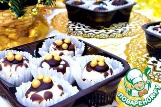 """Конфеты """"Тропический микс"""" в шоколадной глазури"""