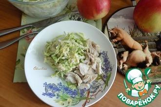Простейший салат