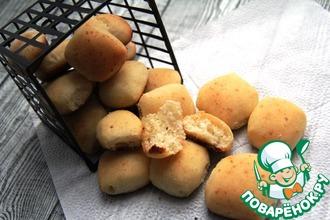 Сырный мини-хлеб