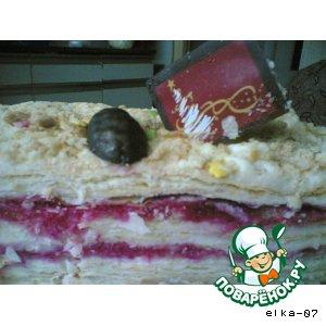 """Мой торт """"Наполеон"""""""