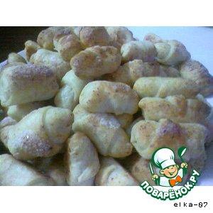 Абрикосовые мини-пирожки