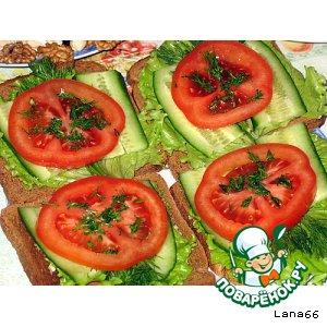 Просто бутерброды
