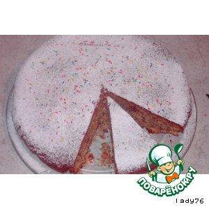 Bасилопита-новогодний кекс