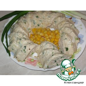 Суфле из куриного мяса