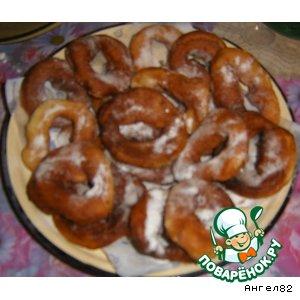 Пончики воздушные