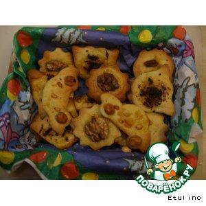 Фигурное печенье