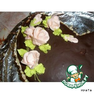 """Торт """"Для тебя"""""""