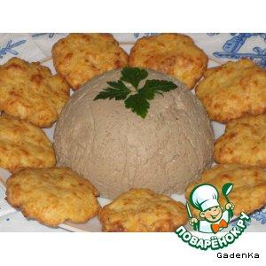 Закуска печеночная «Моя слабость»