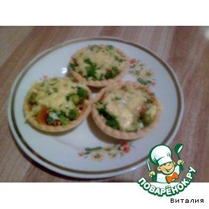 Пицца-салат