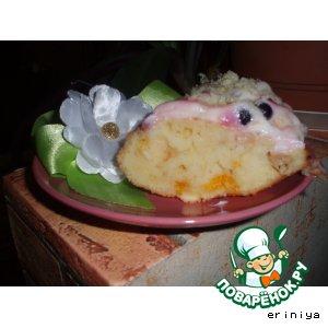 "Пирог ""Кисельная барышня"""