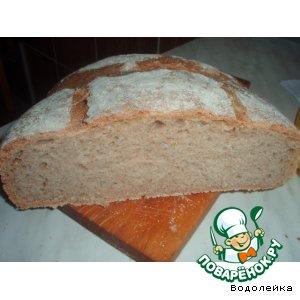 Французский деревенский хлеб Тома Леонард