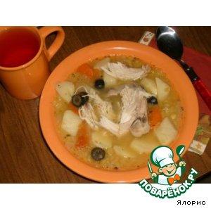 Просто любимый суп