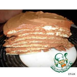 "Торт ""Добос"""