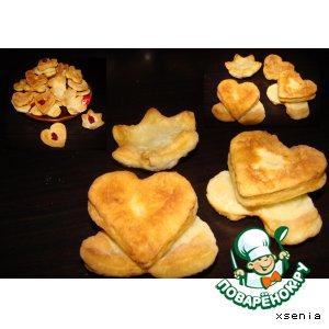 Жареное печенье