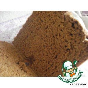 Ржаной хлеб для хлебопечки