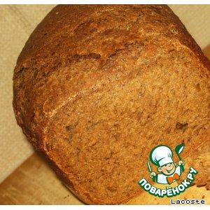 Хлеб ржаной №1