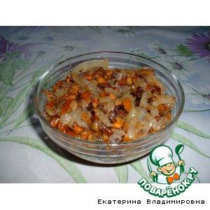 Закуска из упы-морской картошки